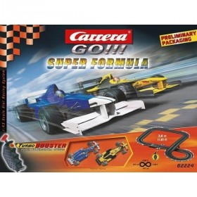 Pista Carrera Go Super Formula