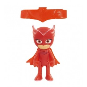 Owlette PJ Mask con bracciale Giochi Preziosi
