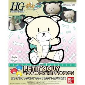 Petitgguy Woofwoofw & Dogcos Bandai