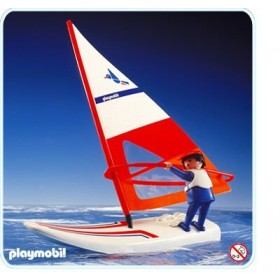 Playmobil 3584 Windsurfer