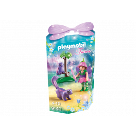 Playmobil Faries Fairy girl with animal friends