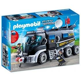 Veicolo unità speciale Playmobil