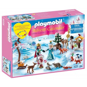 Calendario dell'avvento Playmobil