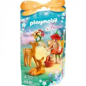 Playmobil Fairies fatina con cerbiatti