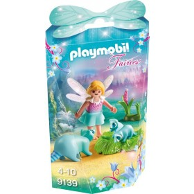 Playmobil Fairies Fatina con orsetti