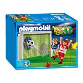 Playmobil Porta Calcio