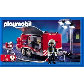 Playmobil 3178 Battery Operated Floodlights