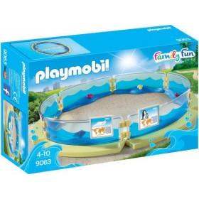Vasca per i pesci Playmobil