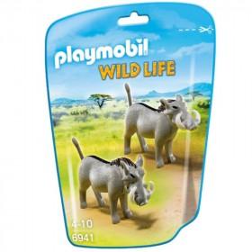Playmobil Wild Life Facoceri