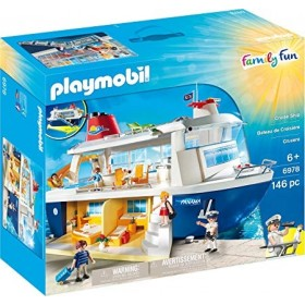 Family Fun Playmobil Yatch