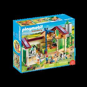 Playmobil 70132 – Azienda Agricolacon Animali