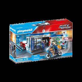 Playmobil 70568 – Fuga dalla Stazione della Polizia