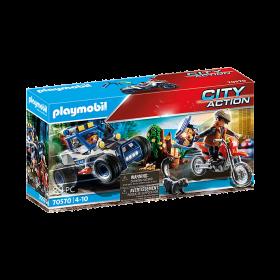 Playmobil 70570 – Quad della Polizia