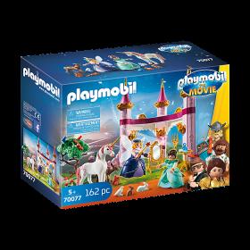 Playmobil The Movie Marla nel Castello delle favole