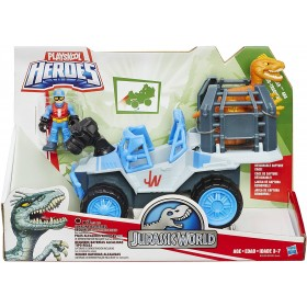 Playskool Heroes Veicoli Jurassic World