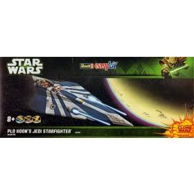 Star Wars EasyKit Model Kit 1/39 Plo Koon´s Starfighter