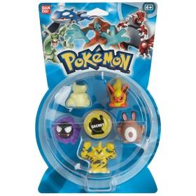Pokemon Set 5 Figures