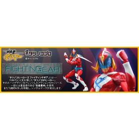 Infini-t Force Polimar fighting gear Sentinel