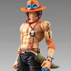 Variable Action Heroes One Piece Series Portgas D Ace by Megahouse