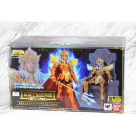 Saint Cloth Myth Ex Poseidon J.S. Imperial Throne set