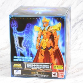 Saint Cloth Myth Ex Poseidon Julian Solo