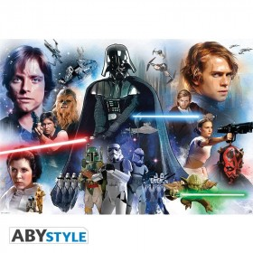 Star Wars Poster Group