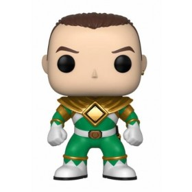 Power Rangers POP! TV Vinyl Figure Green Ranger 9 cm Figure POP! Power Rangers