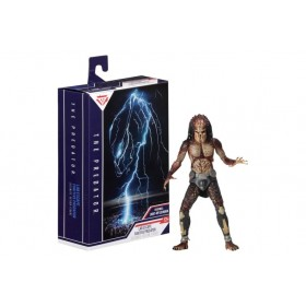 Predator 2018 Action Figure Ultimate Fugitive Predator (Lab Escape)