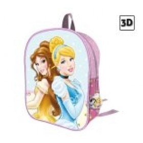 Principesse Backpack 3D