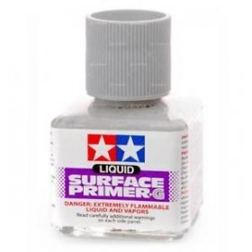 Liquid Surface Primer Tamiya