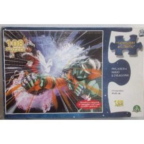 Cavalieri dello Zodiaco Pegasus e Sirio il Dragone Giochi preziosi