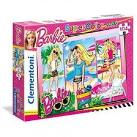 Barbie Super color maxi Clementoni