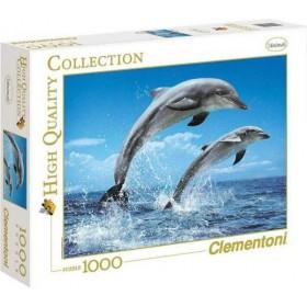Clementoni Puzzle Delfini
