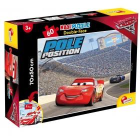 Maxi Puzzle Double-Face Cars Lisciani