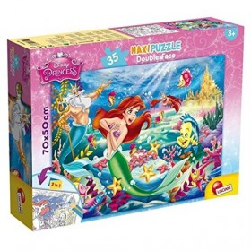 Disney Princess Maxi puzzle Little Mermaid Lisciani
