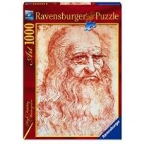 Ravensburger Puzzle Leonardo da Vinci