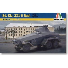 SD.KFZ. 231 6 Radio