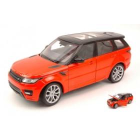 Range Rover Sport 2014 Orange / Black by Welly