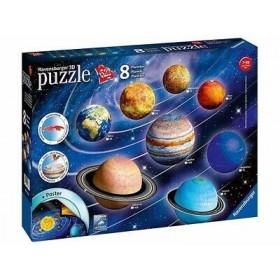 Ravensburger Puzzle 3D Planets