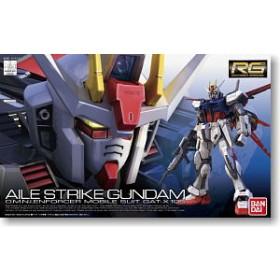 RG Real Grade Aile Strike Gundam