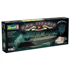 Gift set 100 tears Titanic ( special edition ) Revell