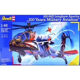 AH-64D Longbow Apache (100 Years Military Aviation)