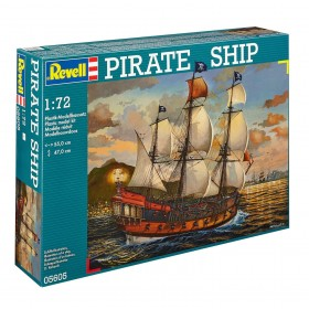 Pirate Ship Revell