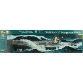 U Boat Type VIIC