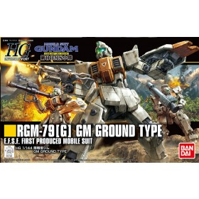 HGUC GM Ground type Bandai