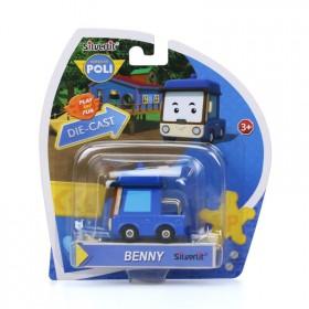 Robocar Benny Silverlit