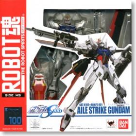 Robot Spirits Gundam Aile Strike R100
