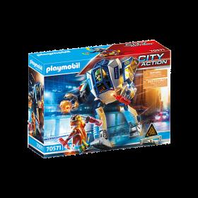 Playmobil 70571 – Robot della Polizia