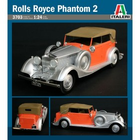 Rolls Royce Phantom II by Italeri