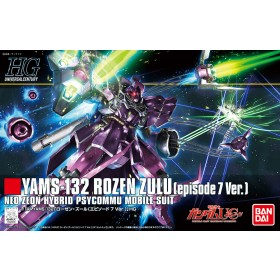 Rozen Zulu (episode 7 Ver.) (HGUC) by Bandai